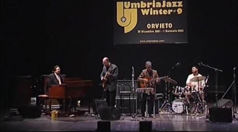 Pat Martino Trio John Scofield Sunny YouTube Video Jazzespresso 爵士雜誌