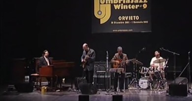 Pat Martino Trio John Scofield Sunny YouTube Video Jazzespresso Revista Jazz