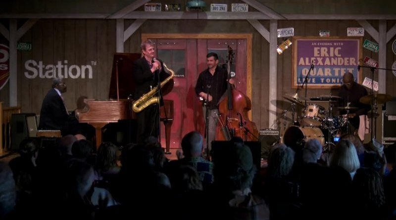 Eric Alexander Quartet Live Fur Peace Ranch 2019 YouTube Video Jazzespresso 爵士雜誌