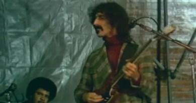 Frank Zappa Dupree's Paradise Stockholm YouTube Video Jazzespresso