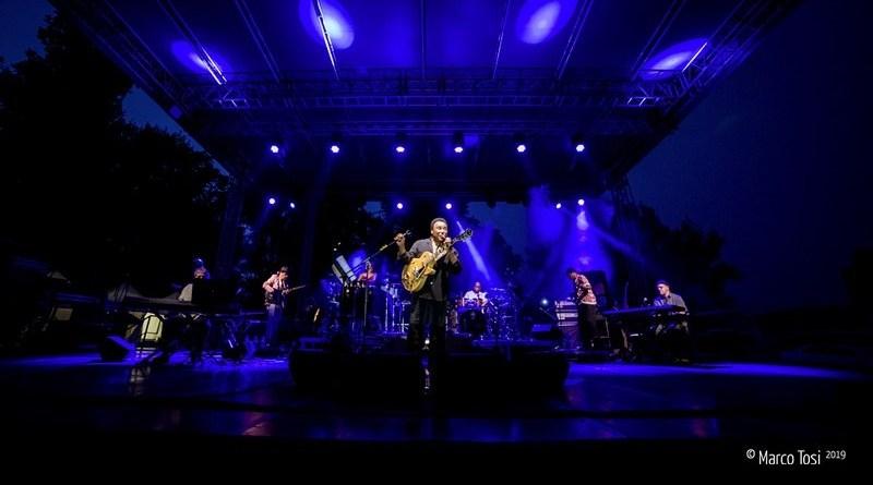 George Benson Live Arona Music Festival 2019 Jazzespresso Reportage