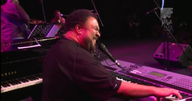 George Duke Trio It's On Java Festival YouTube Video Jazzespresso Mag
