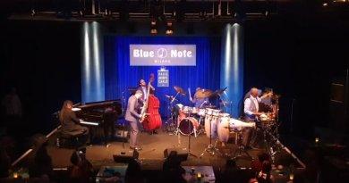 Kenny Garett <br/> Live @ Blue Note, Milano, 28 03 2019
