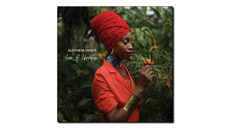 Jazzmeia Horn Love and Liberation Concord 2019 Jazzespresso Magazine