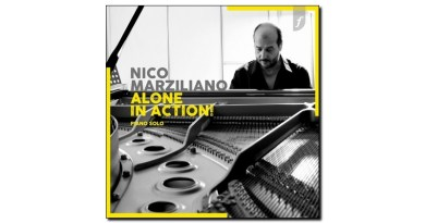 Nico Marziliano Alone in Action Farelive 2019 Jazzespresso Jazz Mag