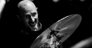 Jazz Percussions: an espresso with Jorge Rossy