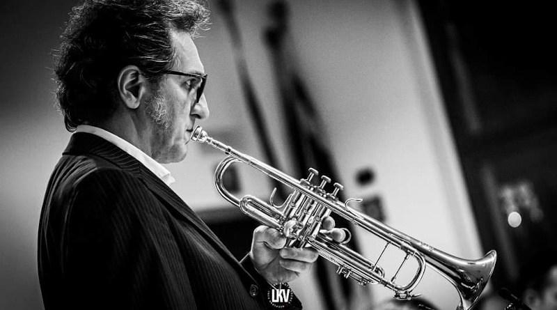 Alberto Mandarini 爵士音乐人物肖像摄影Elizabeth Troy Jazzespresso