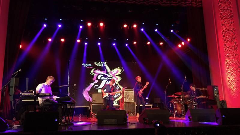 开罗爵士音乐节 (Cairo Jazz Festival) Jazzespresso 爵士杂志