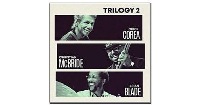Corea McBride Blade Trilogy 2 Concord 2019 Jazzespresso Revista Jazz