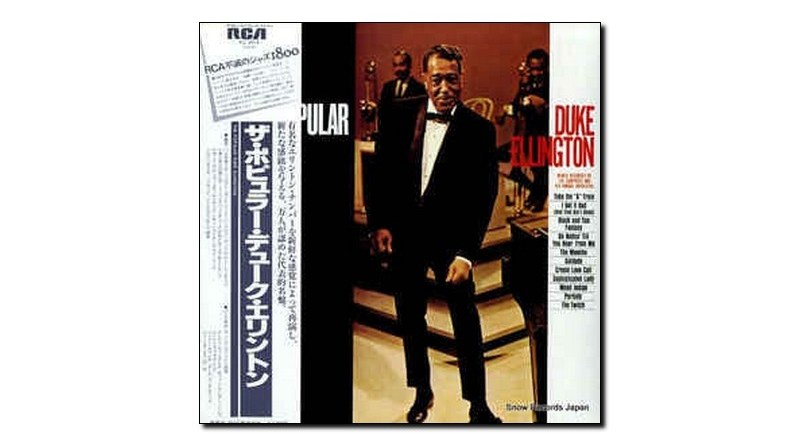 Duke Ellington The Popular Duke Ellington Jazzespresso Jazz Magazine