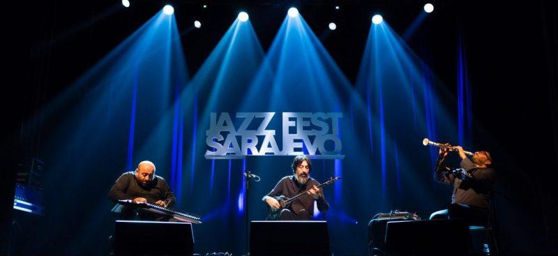 萨拉热窝爵士音乐节(Jazz Fest Sarajevo)