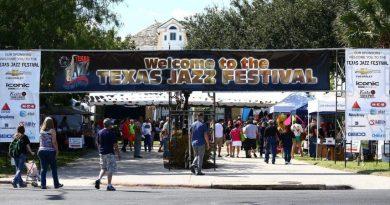 德州爵士音乐节 (Texas Jazz Festival) Jazzespresso 爵士杂志