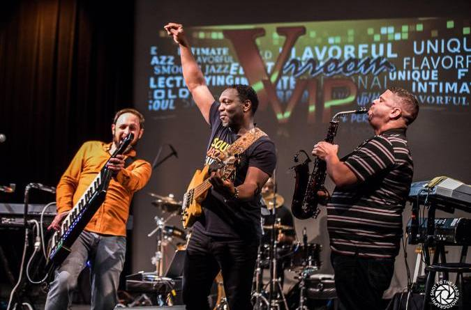Vroom VIP爵士音乐节 2019 Jazzespresso 爵士杂志