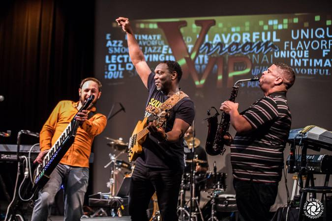 Vroom VIP爵士音樂節 2019 Jazzespresso 爵士雜誌