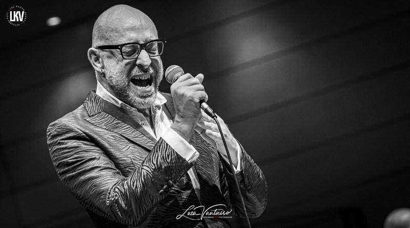 Luca Vantusso Mario Biondi Portrait Jazzespresso Magazine
