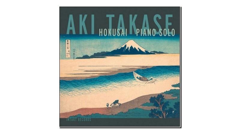 Aki Takase Hokusai: Piano Solo Intakt 2019 Jazzespresso 爵士雜誌