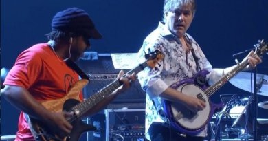 Bela Fleck & The Flecktones Montreal Festival 2018 YouTube Video Jazzespresso 爵士杂志