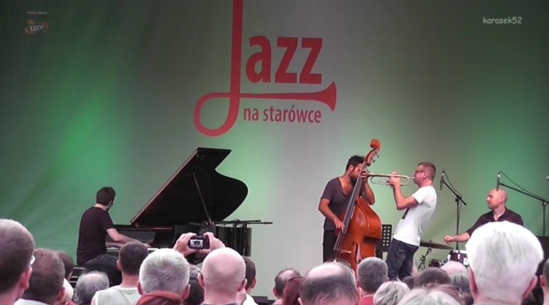 Fabrizio Bosso Quartet Caravan YouTube Video Jazzespresso 爵士雜誌