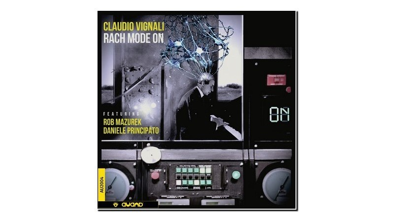 Claudio Vignali Rach Mode On Auand 2019 Jazzespresso 爵士杂志
