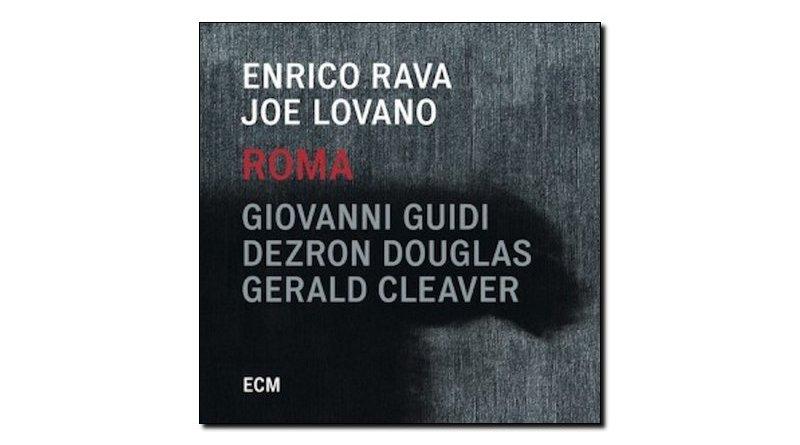 Enrico Rava Joe Lovano Roma ECM 2019 Jazzespresso 爵士雜誌