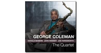 George Coleman The Quartet Smoke Sessions 2019 Jazzespresso Mag