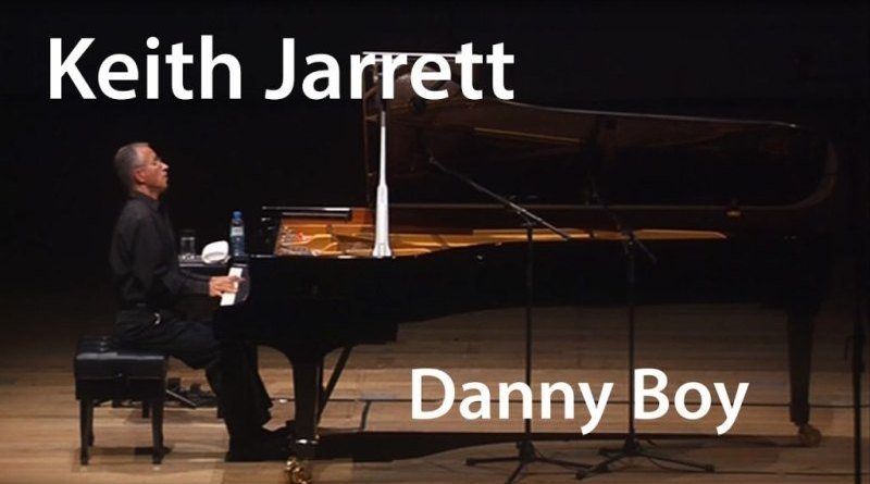 Keith Jarrett Danny Boy YouTube Video Jazzespresso 爵士杂志