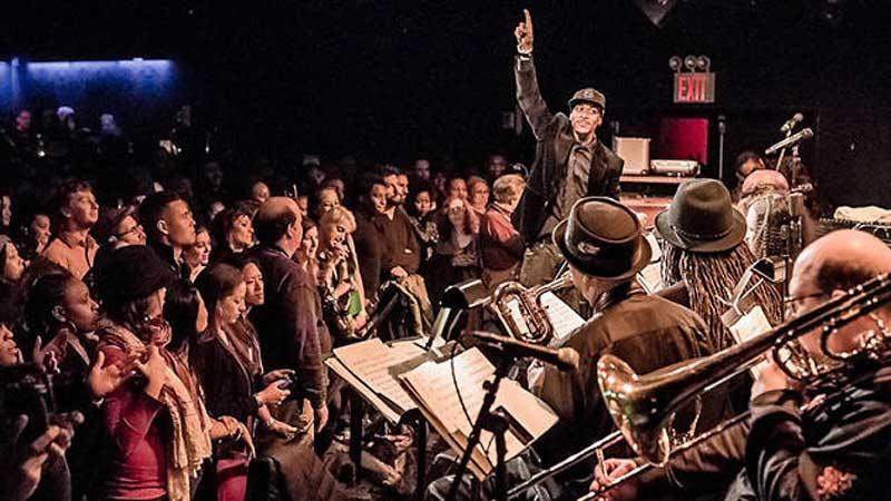 NYC Winter Jazzfest Jazzespresso Jazz Magazine