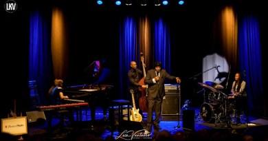Allan Harris Luca Vantusso 2019 Live Ascona Jazzespresso