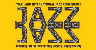 Thailand International Jazz Conference 2020 Jazzespresso Jazz