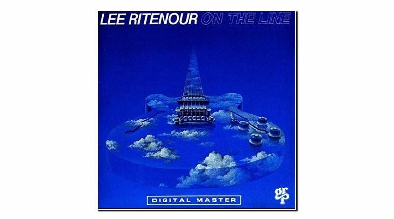 Lee Ritenour On The Line 1983 Jazzespresso Revista Jazz