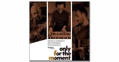 Paterson Cordisco Coppola Only For The Moment Tosky 2019 Jazzespresso Revista Jazz