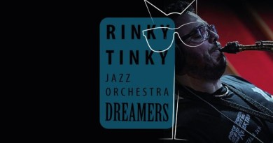 Rinky Tinky Jazz Orchestra Dreamers YouTube Video Jazzespresso 爵士杂志