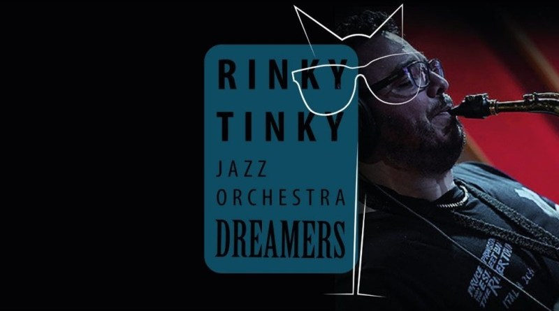 Rinky Tinky Jazz Orchestra Dreamers YouTube Video Jazzespresso Mag