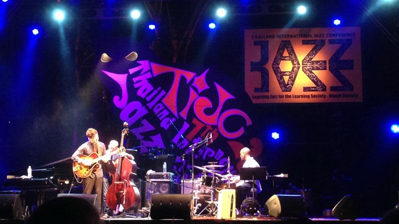ThailandInternational Jazz Conference Jazzespresso Revista Jazz