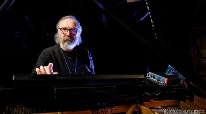 Stefano Barni爵士音樂人物肖像攝影 Patrizio Fariselli