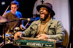 Roosevelt Collier 瑞士 Jazzespresso Reportage 爵士杂志