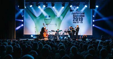 三天爵士乐演出 (3 Days of Jazz) Jazzespresso 爵士杂志
