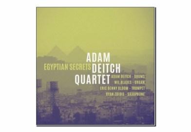 Adam Deitch Quartet <br/> Egyptian Secrets <br/> Golden Wolf, 2019