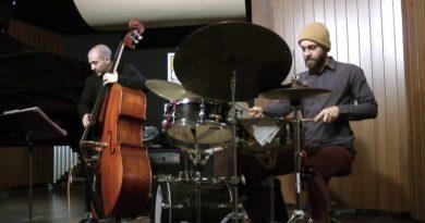 Donatello D'Attoma Trio Coming On The Hudson YouTube Video Jazzespresso 爵士杂志