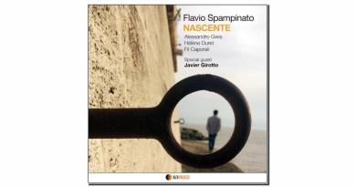 Flavio Spampinato Nascente AlfaMusic 2020 Jazzespresso 爵士杂志
