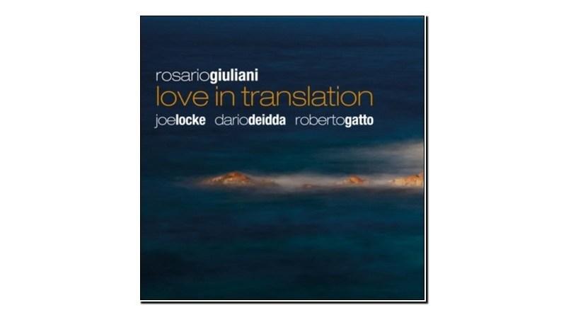 Rosario Giuliani Love In Translation Jando Music-Via Veneto Jazz 2020 Jazzespresso 爵士雜誌