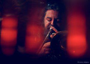 Robobop Turín Mamo Delpero reportaje 2019 Jazzespresso