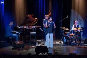 Vanessa Rubin Jazz Cat Club reportaje 2020 Luca Vantusso Jazzespresso