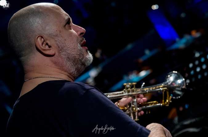 Flavio Boltro 米兰 Angela Bartolo Jazzespresso Reportage 爵士杂志