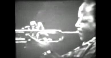 Roy Eldridge I Can't Get Started YouTube Video Jazzespresso Magazine