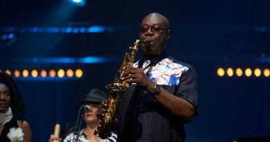 Goodbye to Manu Dibango