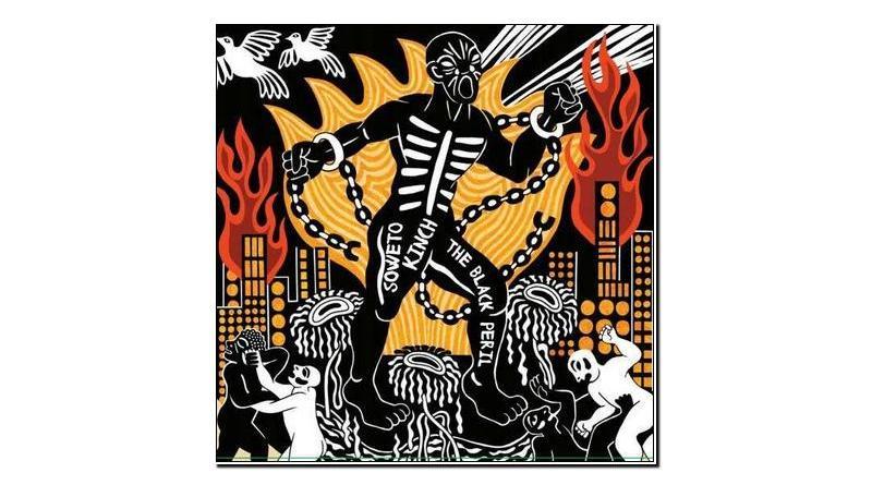Soweto Kinch The Black Peril Soweto Kinch Recordings 2019 Jazzespresso 爵士杂志