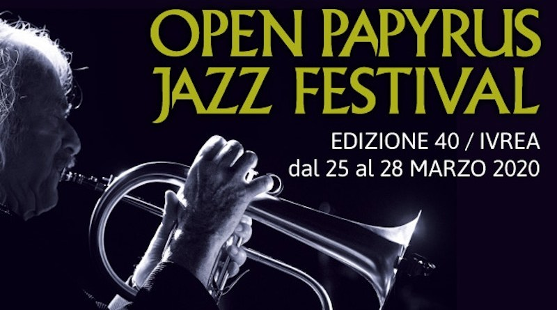 Ivrea Open Papyrus Festival 2020 News Jazzespresso