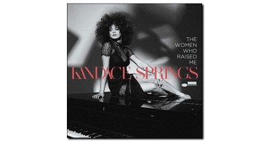 The Women Who Raised Me Kandace Springs Blue Note 2020 Jazzespresso 爵士杂志