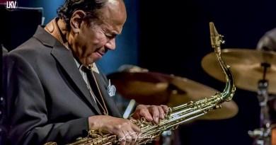 Benny Golson Luca Vantusso Jazzespresso Reportage